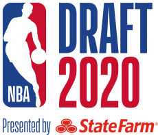 NBA Draft 2019-2020 Logo decal sticker