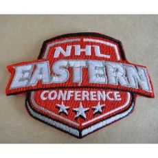 NHL East Conference Embroidery logo
