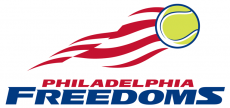 Philadelphia Freedoms 2013-Pres Primary Logo decal sticker