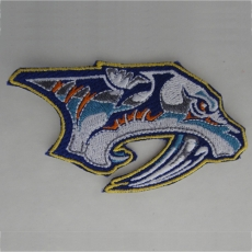 Nashville Predators Embroidery logo