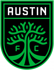 Austin FC Logo decal sticker