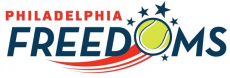 Philadelphia Freedoms 2013 Unused Logo decal sticker