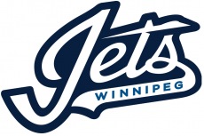 Winnipeg Jets 2018 19-Pres Wordmark Logo iron on sticker