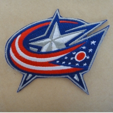 Columbus Blue Jackets Embroidery logo