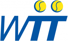 World TeamTennis 2010-2012 Primary Logo decal sticker