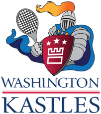 Washington Kastles 2008 Primary Logo decal sticker