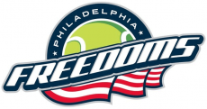 Philadelphia Freedoms 2013 Unused Logo 02 decal sticker
