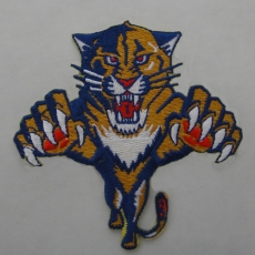 Florida Panthers Embroidery logo