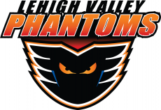 Lehigh Valley Phantoms 2014-Pres Primary Logo decal sticker