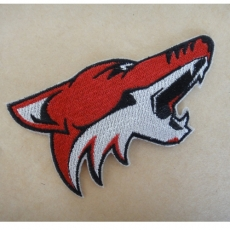 Arizona Coyotes Embroidery logo