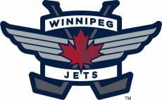 Winnipeg Jets 2011 12-Pres Alternate Logo iron on sticker