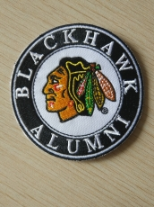Chicago Blackhawks Embroidery logo 02