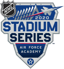 NHL Stadium Series 2019-2020 Logo decal sticker