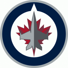 Winnipeg Jets 2011 12-Pres Primary Logo iron on sticker
