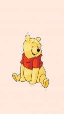 Disney Pooh Logo 33 iron on sticker
