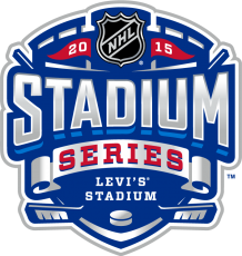 NHL Stadium Series 2014-2015 Logo decal sticker