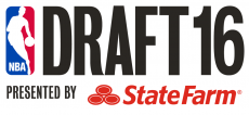 NBA Draft 2015-2016 Logo decal sticker