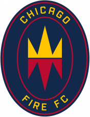 Chicago Fire Logo decal sticker
