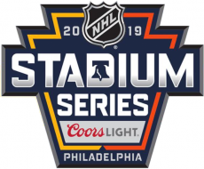 NHL Stadium Series 2018-2019 Logo decal sticker