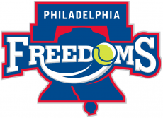 Philadelphia Freedoms 2010-2012 Primary Logo decal sticker