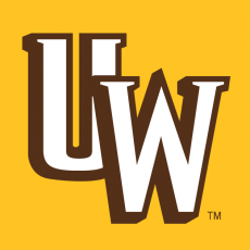 Wyoming Cowboys 2006-2012 Secondary Logo decal sticker